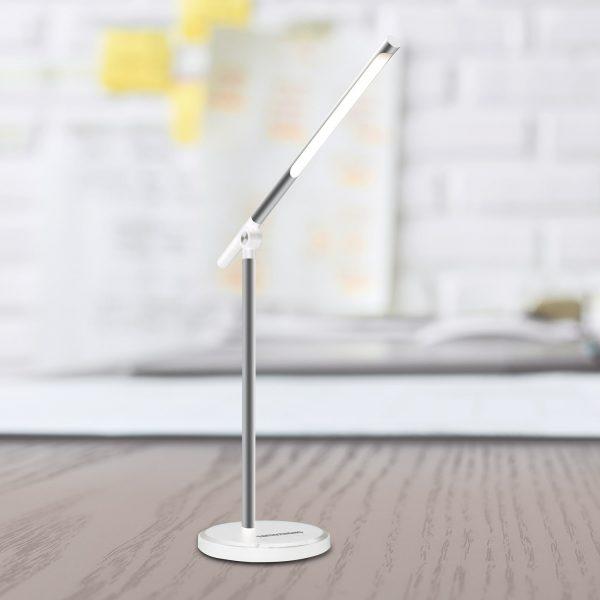 Настольный светодиодный светильник Vara серебро TL70990 2