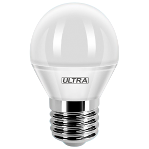 Светодиодная (LED) Лампа ULTRA G45-E27 DIM (диммируемая)