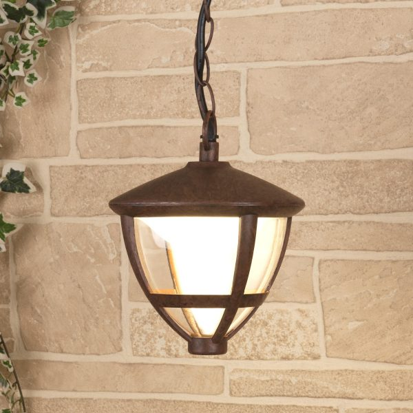 Gala F брауни уличный светодиодный подвесной светильник GL LED 3001H 1