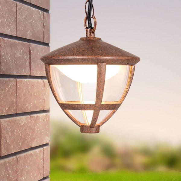 Gala F брауни уличный светодиодный подвесной светильник GL LED 3001H 2