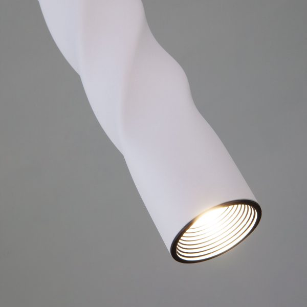 Накладной потолочный светодиодный светильник 50136/1 LED белый 1