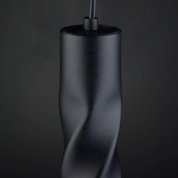 Накладной потолочный светодиодный светильник 50136/1 LED черный 4