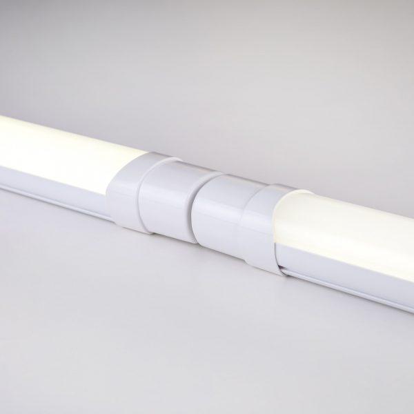 LED Светильник 120см 36W Connect белый пылевлагозащищенный светодиодный светильник LTB34 1