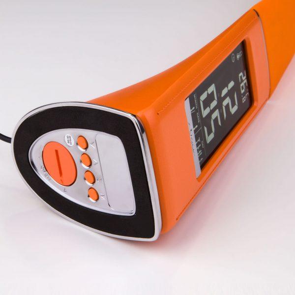 Настольный светодиодный светильник Elara оранжевый