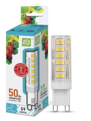 Лампа светодиодная LED-JCD-standard 5Вт