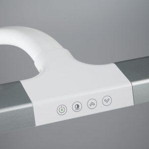 Настольный светодиодный светильник 80500/1 белый