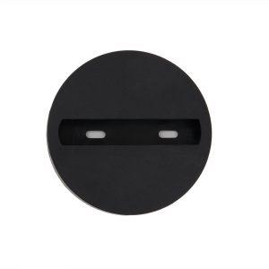 Как установить трековый светильник на стену без шины?