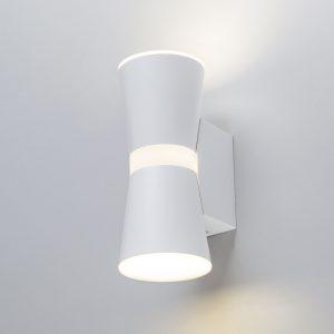 Настенный светильник купить белого цвета