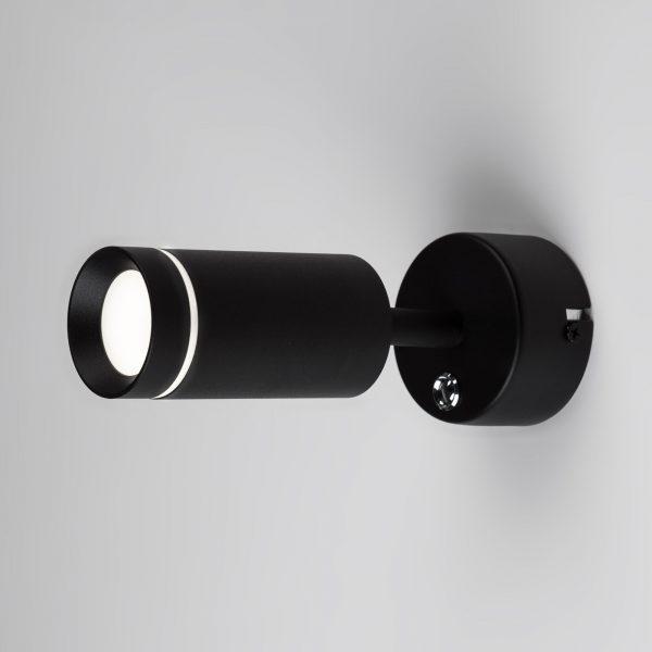 Glory SW LED черный настенный светодиодный светильник 2