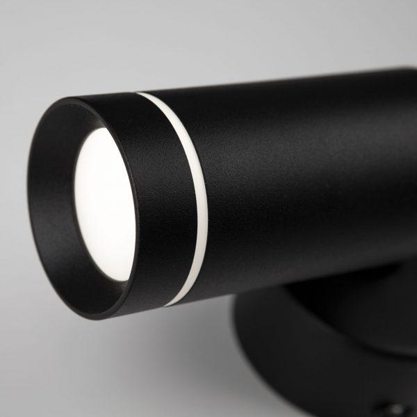 Glory SW LED черный настенный светодиодный светильник 3