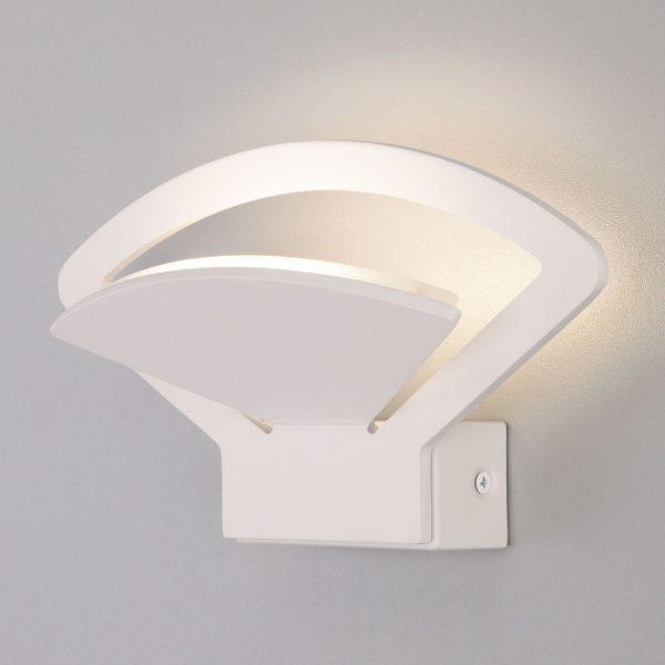 Pavo LED белый настенный светодиодный светильник