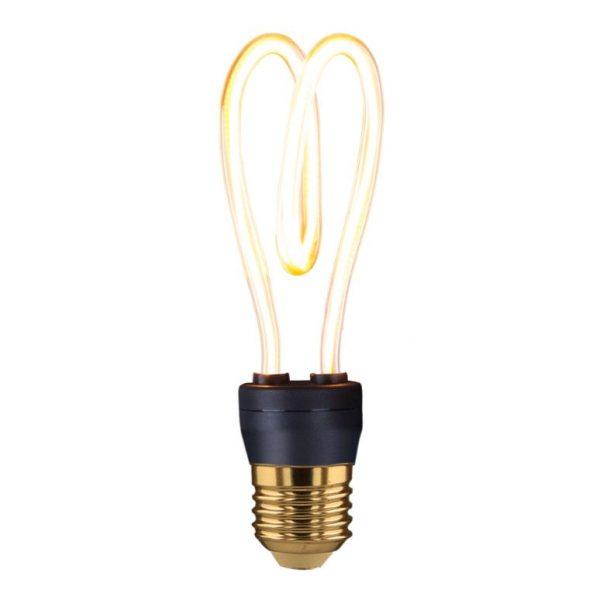 Декоративная лампа купить минск smartLED.by Art filament 4W 2400K E27 Spiral