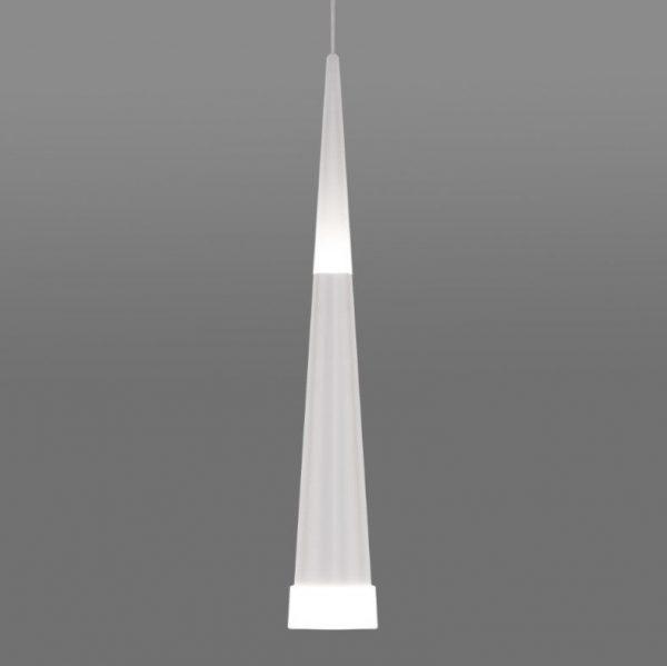 Накладной потолочный светодиодный светильник DLR038 7+1W 4200K белый матовый