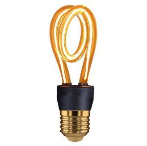 Декоративная лампа купить минск Art filament 4W 2400K E27 Spiral