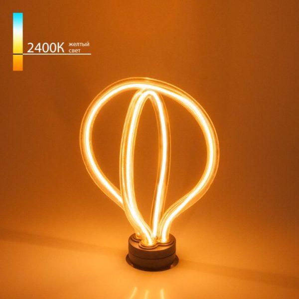 Светодиодная филаментная лампа Art filament 8W 2400K E27