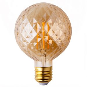 Купить декоративную лампу Globe G95 4W 2700K E27 Prisma