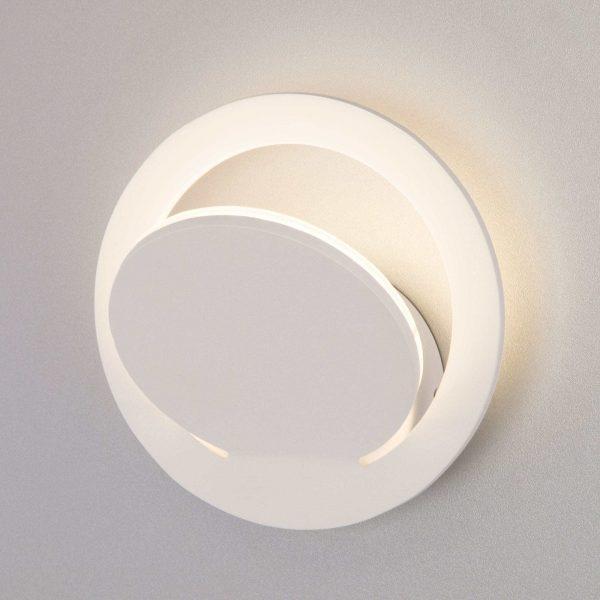 светильник светодиодный в форме лепестка
