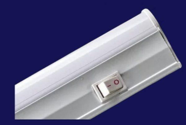 линейный светодиодный светильник с включателем купить