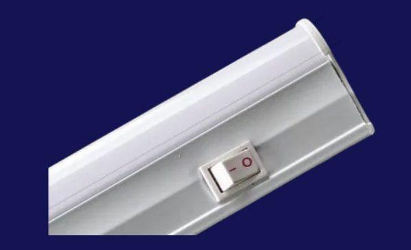 Светильник светодиодный TruEnergy T5 4000K Белый с выключателем, + шнур с вилкой 1,2 2