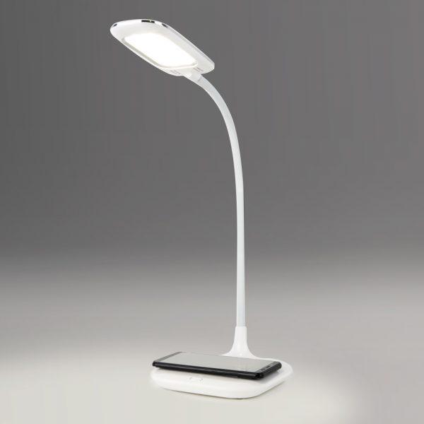 Настольный светодиодный светильник 80419/1 белый