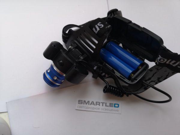 Налобный фонарь LED аккумуляторный фонарь купить
