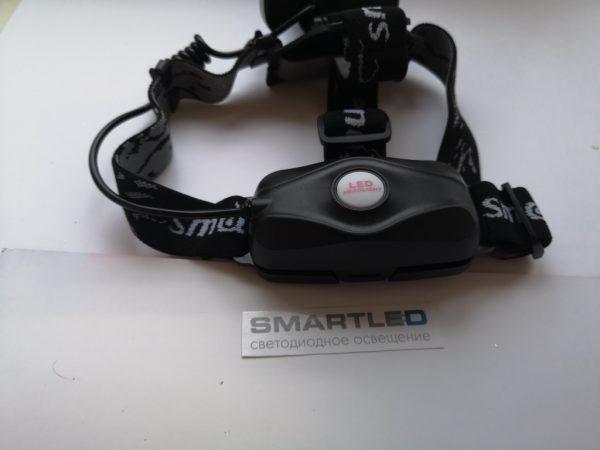 Аккумуляторный налобный фонарь купить с доставкой онлайн