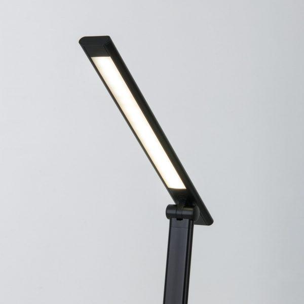 Настольный светодиодный светильник 80423/1 черный