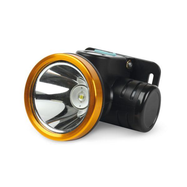 Аккумуляторный налобный фонарь 3 Вт LED Smartbuy (SBF-HL030)