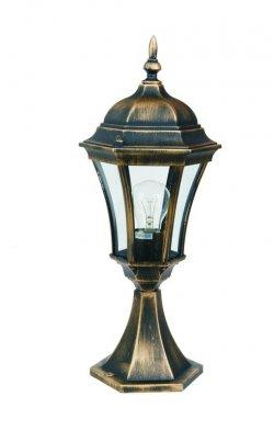 Светильник садово-парковый DALLAS I 1314 металл на столбик забора