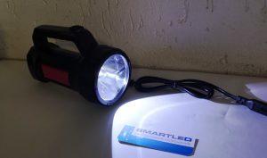 Светодиодный фонарь - светильник ФАZA фаза