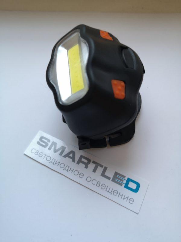 Налобный фонарь SBF-HL031)