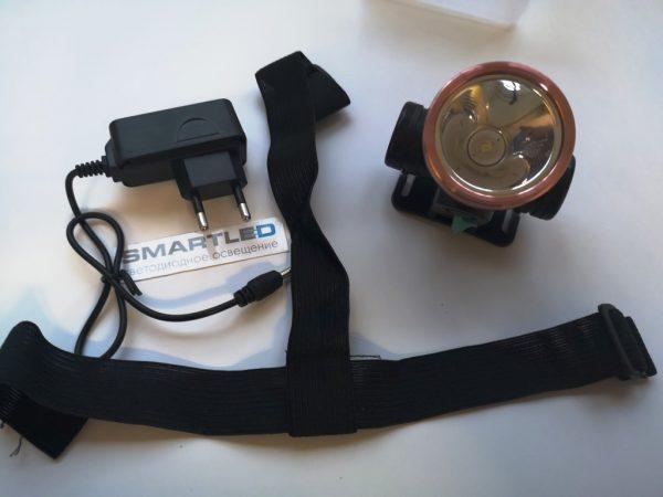 Палобный прожектор со встроенным акумом купить в минске