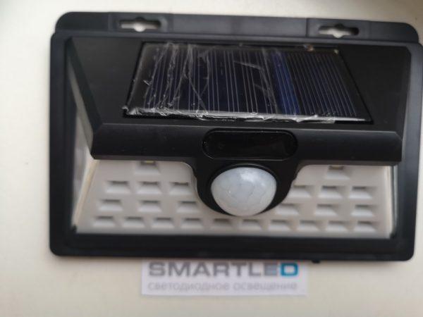 Прожектор на солнечной батарее купить