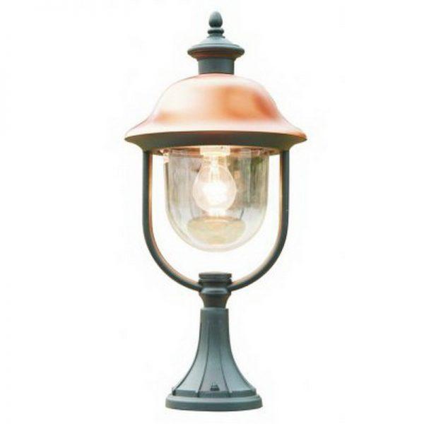 Светильник садово-парковый VERONA II 1039 металл