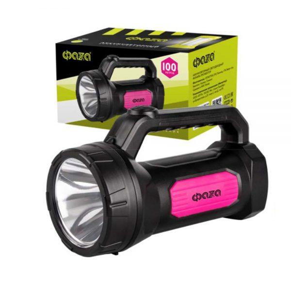 Мощный аккумуляторный фонарик купить в минске