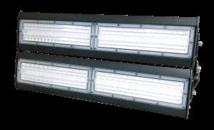 светильник для освещения стадиона, спортивной площадки 4 секции по 50 ватт холодный свет, степень защиты ip65
