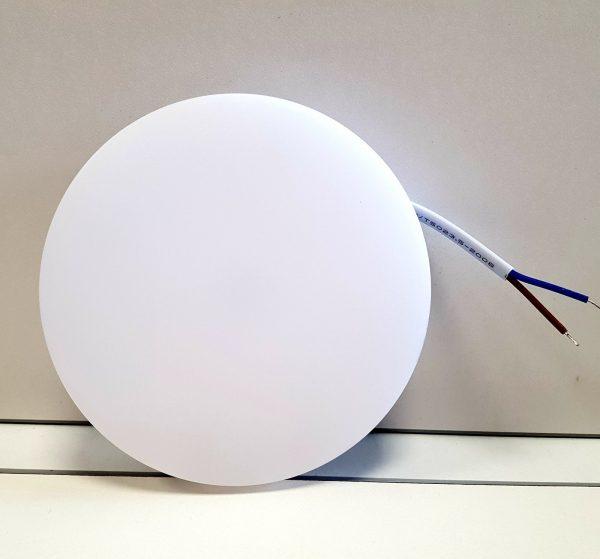 Светильник светодиодный MOON с регулируемым креплением, круг, 4000K, IP20, рассеивание 180˚