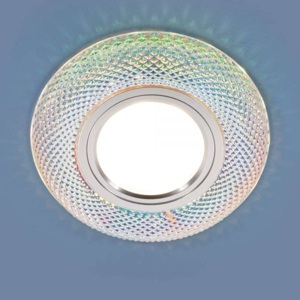Встраиваемый потолочный светильник со светодиодной подсветкой 2237 MR16 MLT мульти