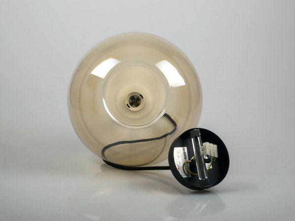 Светильник стеклянный с трубкой