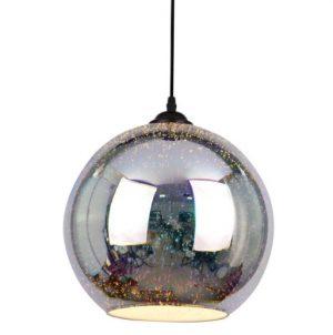 Декоративный светильник с разноцветным светом под цоколь е27