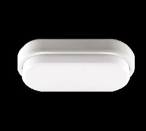 прямоугольный светильник для ЖКХ светодиодный купить 12W 4000K