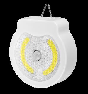 Фонарь - светильник на батарейках с датчиком движения