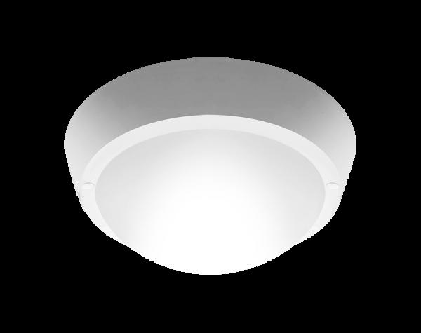 Светильник IP65 для подъездов и улицы круг купить в минске 18w нейтральный свет