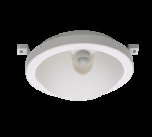 Светильник накладной LED с инфракрасным датчиком движения 8w 4000K дневной свет
