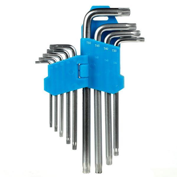 Набор ключей TORX T10-T50 купить в минске