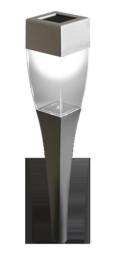 Ландшафтный светодиодный с солнечной батареей slr-s03