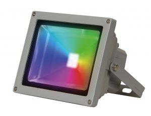 Прожектор светодиодный PFL RGB