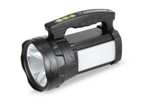 Прочектор - светильник с кемпинговым светом и аккумулятором на 10000мАч купить