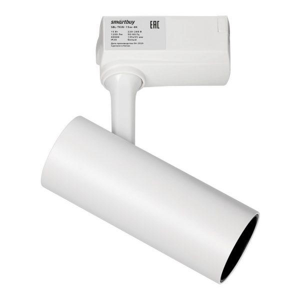 Светодиодный (LED) светильник Track COB 15w Smartbuy White 4000K 2