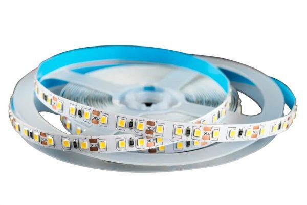 Лента светодиодная 12V-2835-120D, 9,6W/m, 3000K, IP20, 5м 1